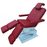 Педикюрное кресло Benetton bordo, 5 моторов, Регистрационное Удостоверение